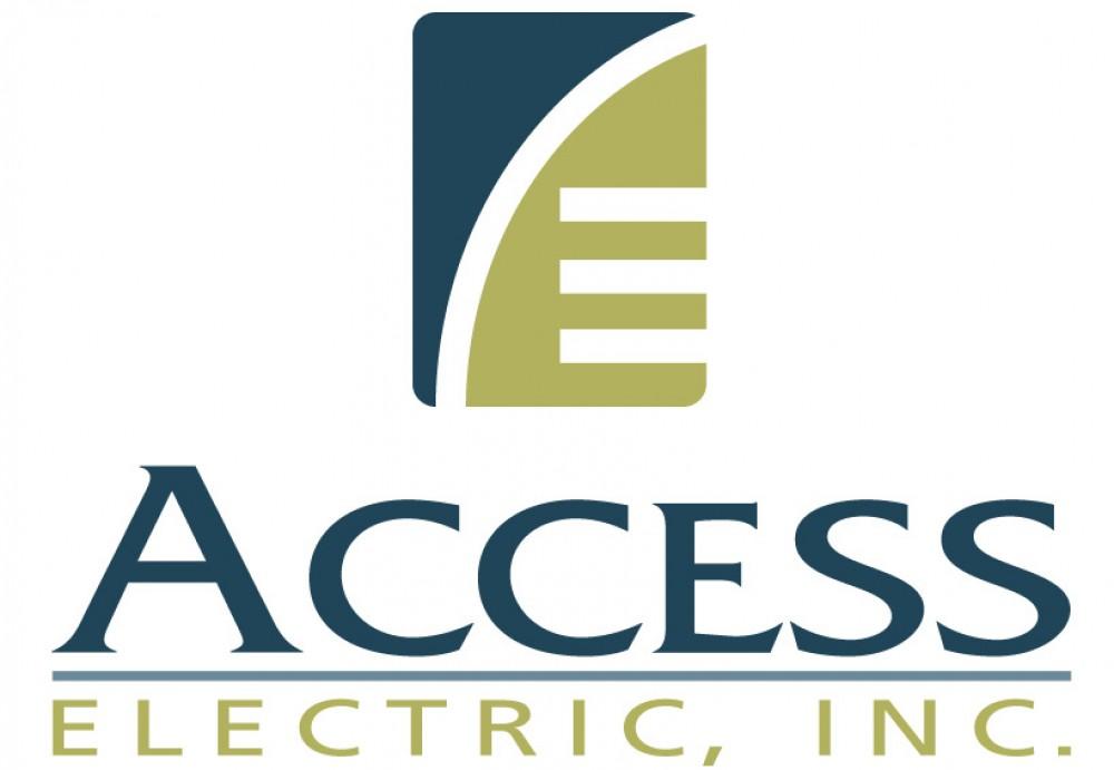 ACCESS ELECTRIC, INC. Logo
