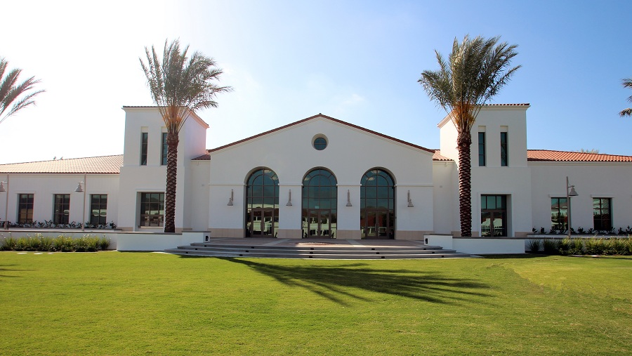 St. Margaret's Performing Arts Center Building